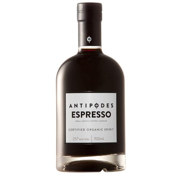 Antipodes Organic Espresso (ABV 25%) 700ml / Australia (6/Ctn)