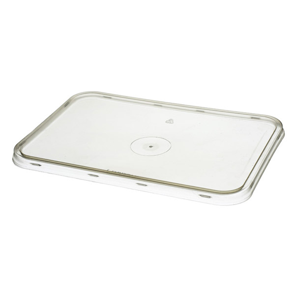 Rectangle Container Lid (50 Units) /  Tlt
