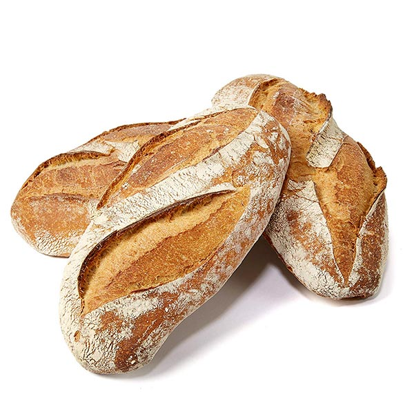 Organic Pure Sourdough White Country Loaf (800g)