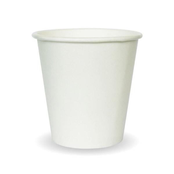 6oz SW Bio PaK Cup/plain white (1,000 units)