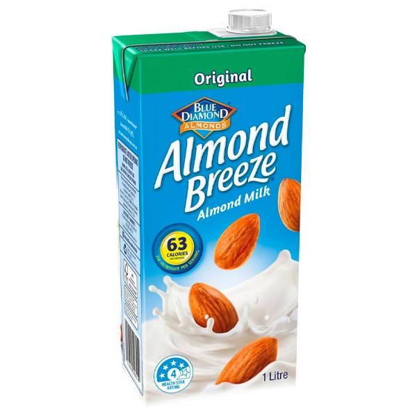 Almond Breeze Milk (12 X 1L)