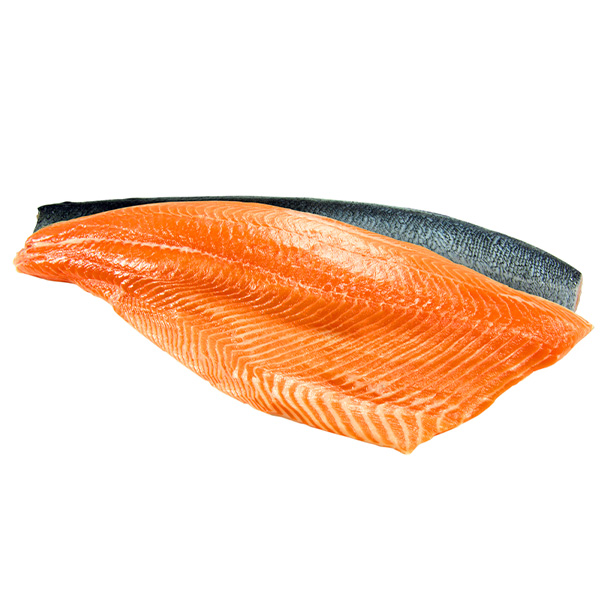 Atlantic Salmon Fillet Wing/Belly On (1.5kg)