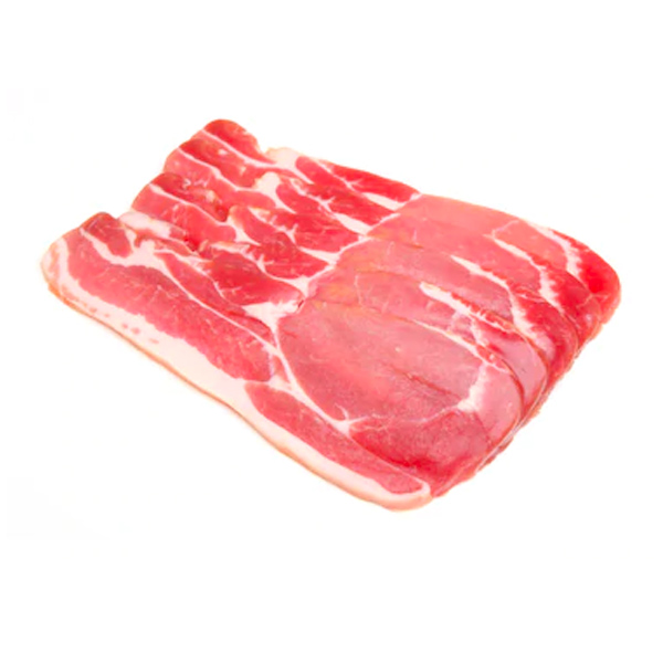 Black Forest Bacon Rashers Rindless (30Kg - 6 x 5kg Boxes)