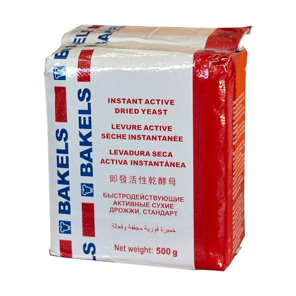 Bakels Yeast Instant Dry 500G