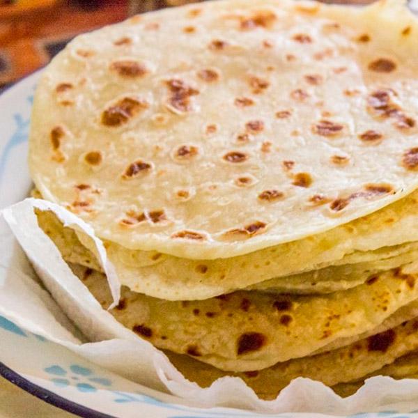 Roti (2 pcs) - Two Serves 170g