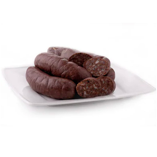Morcilla (Spanish Black Pudding with rice) 5kg Approx