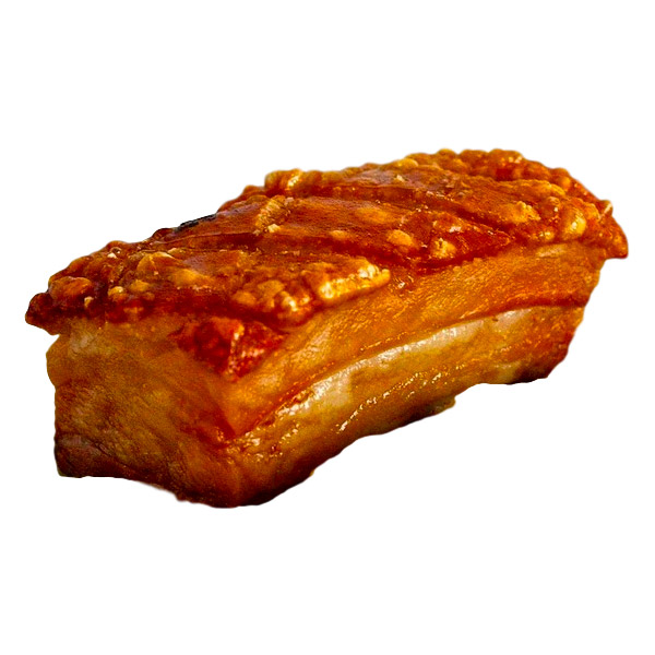 Pork Belly Cooked Pressed